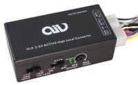 Premium 4-Kanal Plug & Play High-Low Wandler für...