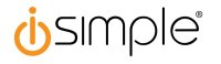 iSimple IS9322BK USB -> Micro-USB Kabel, schwarz