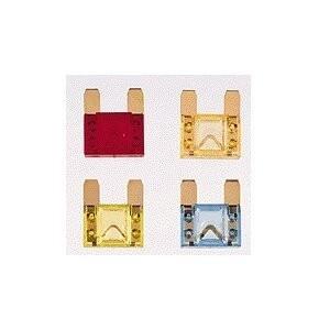 DIN-Flachsteck-Sicherungs-Set 40er Pack je 10x 10,15,20,30A