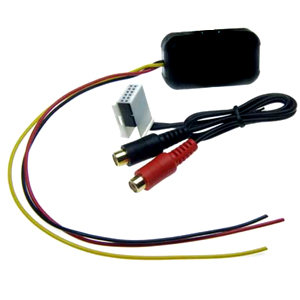 Multimedia AUX-in Interface BMW MOST ab 8/00 ohne CD-Wechsler