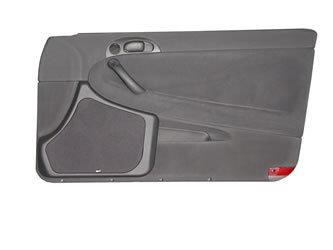 P.M. Modifiche POKET Doorboards Alfa Romeo 147 (2x165 mm + MT)