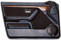 P.M. Modifiche POKET Doorboards Audi 80/90 ab 1993 (1 x...