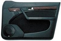 P.M. Modifiche POKET Doorboards Audi A6 - 100 vor 1998 (1 x165 mm)