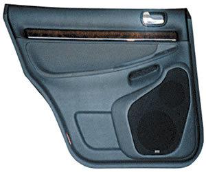 P.M. Modifiche POKET Doorboards Audi A4 (1 x165 mm für die Hintertüren)