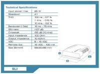 Connection Audison SLI 2