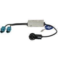 Antennenadapter mit Phantomeinspeisung Audi,BMW,VW...