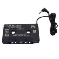 CD-Adapterkassette, 3,5mm Klinkenanschluß