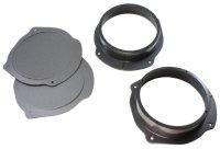 Lautsprecheradapter FIAT (Stilo), 165mm Lautsprecher...