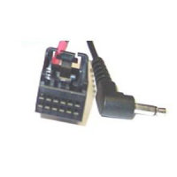 Telefoneingang VW OEM-Radios mit Most-Stecker / Klinke 3,5mm