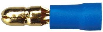 Sinus Live Rundstecker, blau, für Kabel 2,5 - 4 mm²