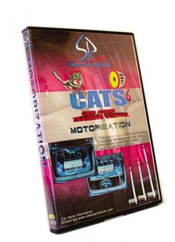 Select Products DVD5 Motorgesteuerte Einbauten