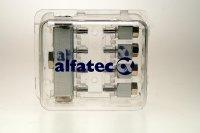 alfatec Vierfach-Sicherungsverteiler für...
